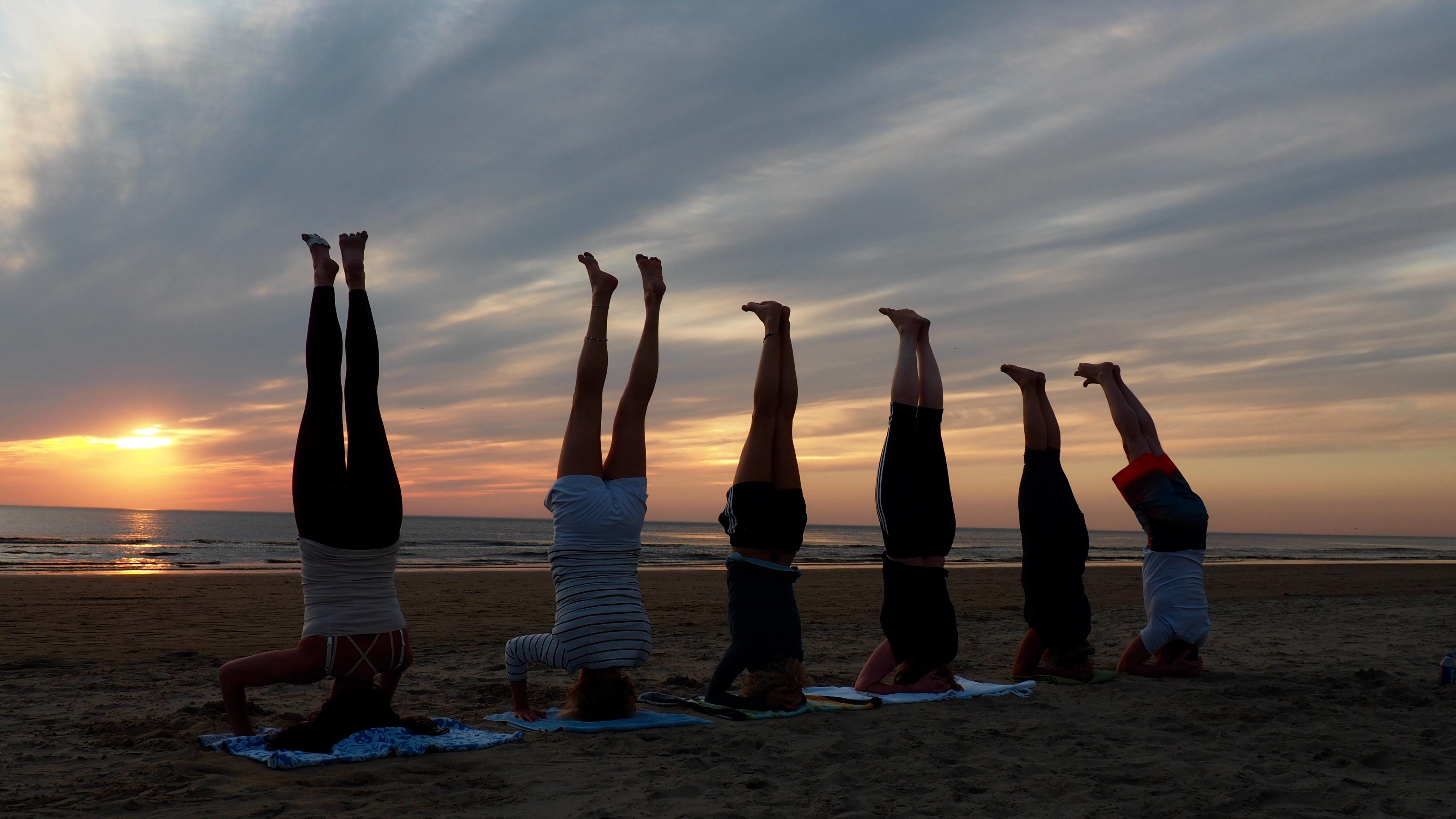 Yoga aan zee - wetenswaardigheden